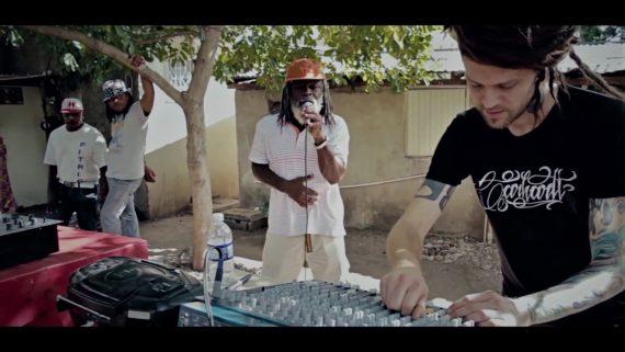 DUBFILES – THANK YOU JAH feat. JUBA LION