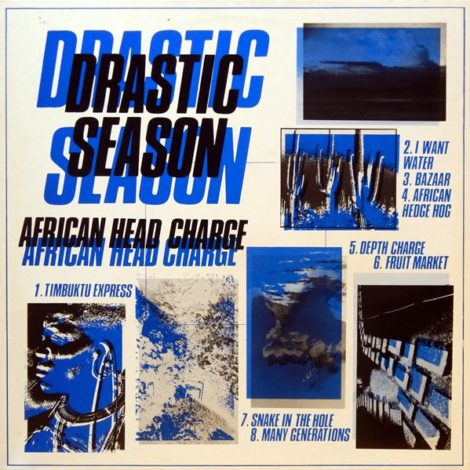 Drastic Season