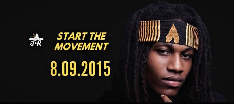"Yung Jr – ""Start The Movement"" (Just Rock Records)"