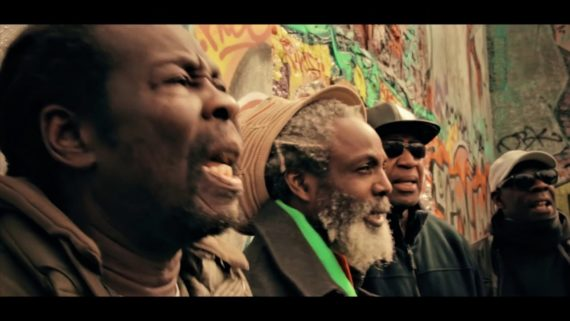 BLACK ROOTS – I BELIEVE feat. JAH GARVEY
