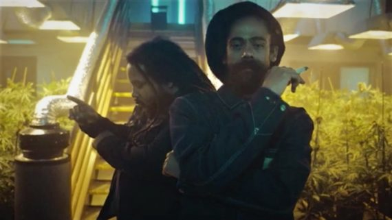 "DAMIAN ""JR.GONG"" MARLEY – MEDICATION feat. STEPHEN MARLEY"
