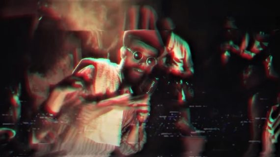 O.B.F. – RUB A DUB MOOD feat. SR WILSON