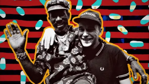 "SHERWOOD & PINCH – LIES feat. LEE ""SCRATCH"" PERRY"