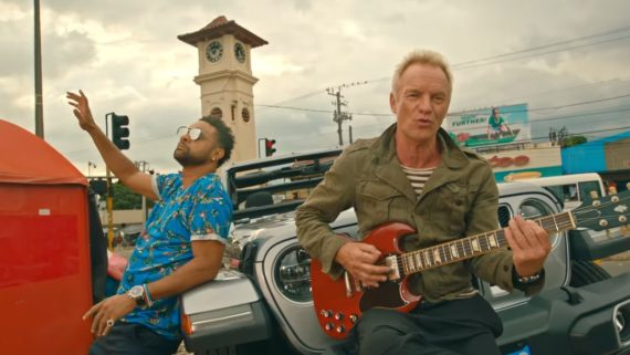 STING & SHAGGY – DON'T MAKE ME WAIT