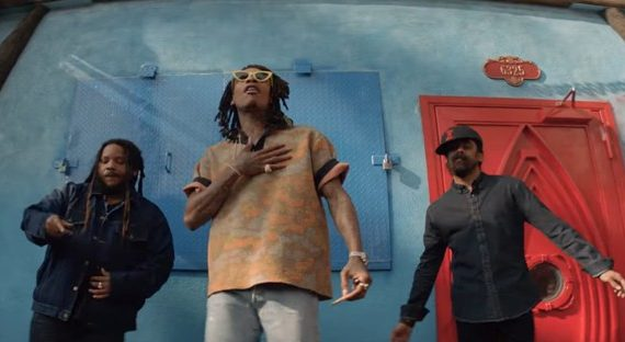 "DAMIAN ""JR.GONG"" MARLEY – MEDICATION (REMIX) feat. STEPHEN MARLEY, WIZ KHALIFA & TY DOLLA $IGN"