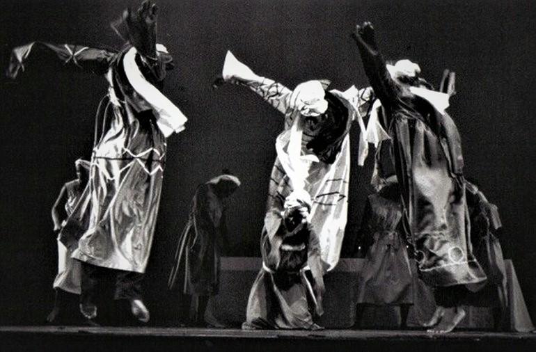 National Dance Theatre Company (NDTC), choreografia Rex Nettelford
