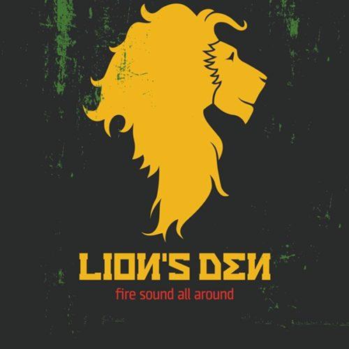 LION'S DEN SOUND SYSTEM for POSITIVE THURSDAYS SOUND SYSTEM DNA