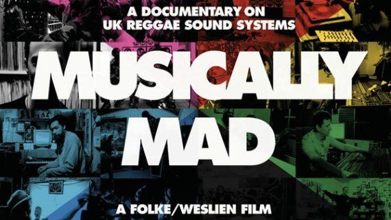 MUSICALLY MAD