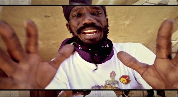 SIZZLA & JUNIOR KELLY – ALL I SEE IS WAR