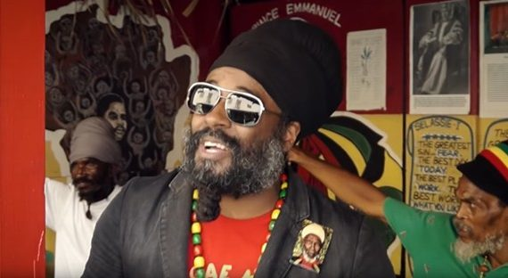 TEACHA DEE – RASTAFARI WARNING