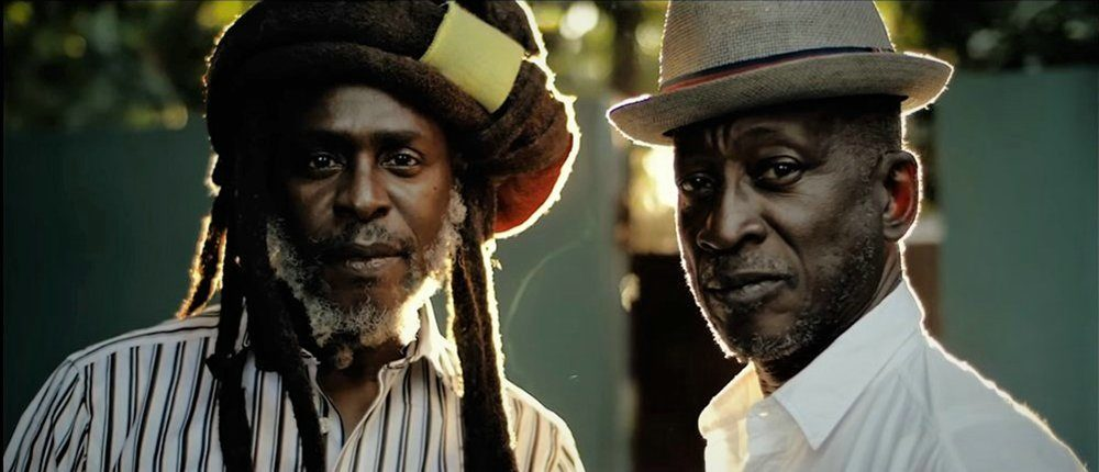 BRINSLEY FORDE & DAVID HINDS – CHILLIN'