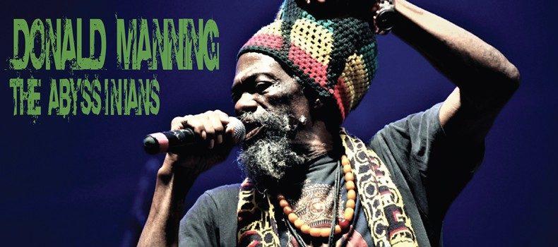 """""""To co robimy to muzyka Rastafari."""" – Wywiad z Donaldem Manningiem (The Abyssinians)"""
