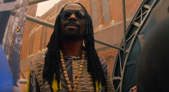 CHASE & STATUS – HEATER feat. GENERAL LEVY