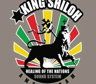 KING SHILOH for POSITIVE THURSDAYS SOUND SYSTEM DNA