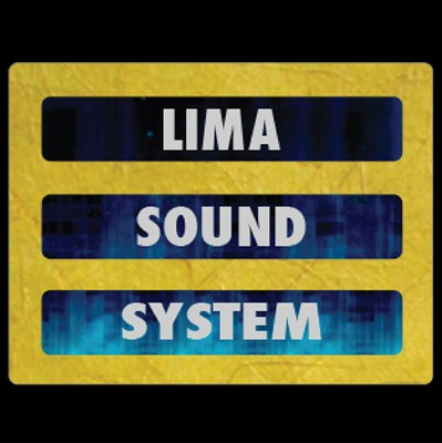 LIMA SOUND SYSTEM for POSITIVE THURSDAYS SOUND SYSTEM DNA