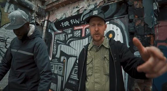 RADIKAL GURU – TELL DEM FI RUN feat. PARLY B & BAPTISTE