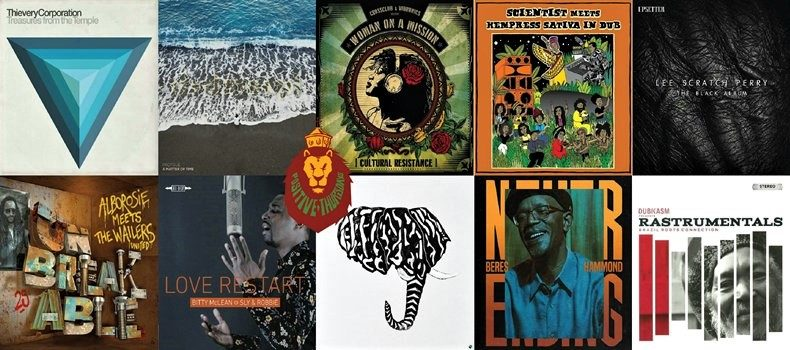Podsumowanie roku 2018 – TOP 10 albumy