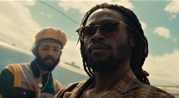JESSE ROYAL – LION ORDER feat. PROTOJE