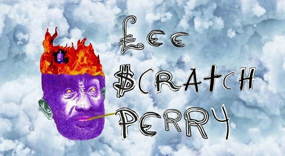 "LEE ""SCRATCH"" PERRY – LET IT RAIN"
