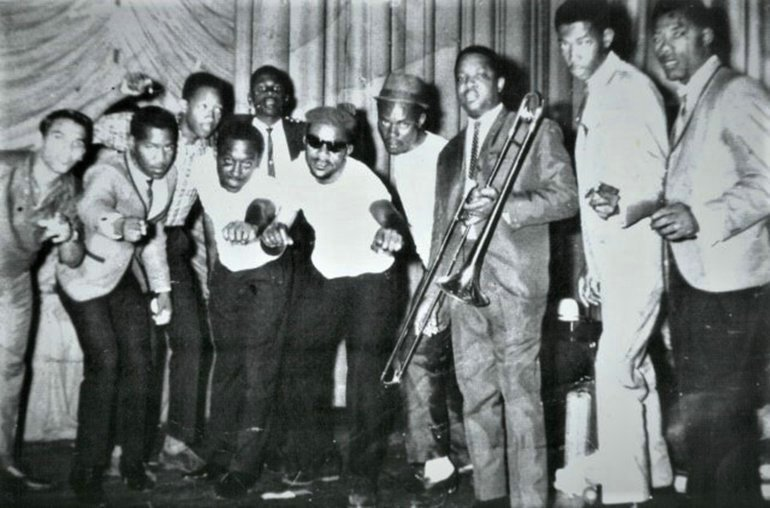 Carlos Malcoml & The Afro Jamaicans