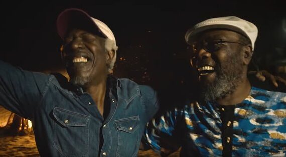 CLINTON FEARON – TOGETHER AGAIN feat. ALPHA BLONDY