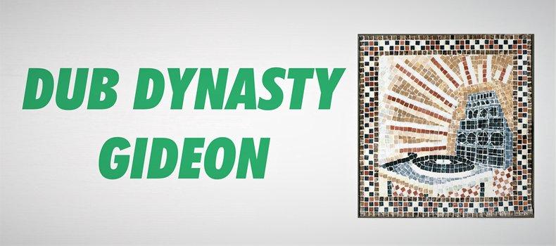"""Dub Dynasty zapowiada nowy album """"Gideon"""""""