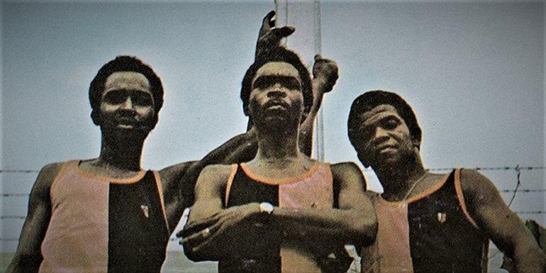 Gilmore Grant, Joel Brown, Keith Coley - 1973