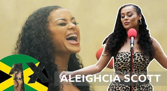 ALEIGHCIA SCOTT – LIVE AT BIG YARD