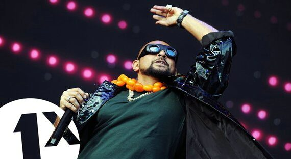 SEAN PAUL – A LIFE IN RIDDIMS