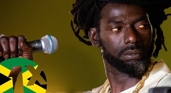 BUJU BANTON – LIVE AT PENTHOUSE STUDIO