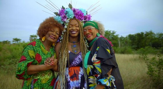 SHUGA, MARCIA GRIFFITHS, JUDY MOWATT – TRIBUTE TO I THREES