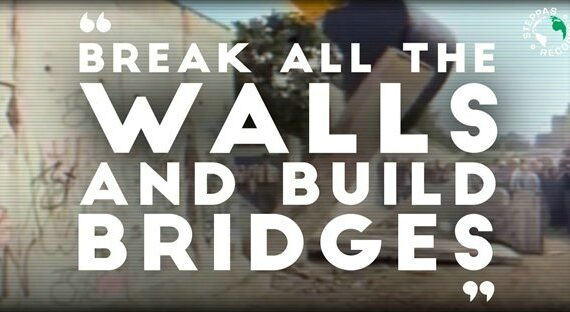 ALPHA STEPPA – BREAK ALL THE WALLS AND BUILD BRIDGES feat. TENOR YOUTHMAN