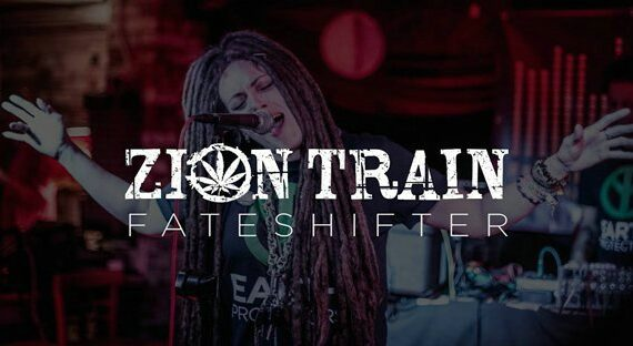 ZION TRAIN – FATESHIFTER feat. CARA