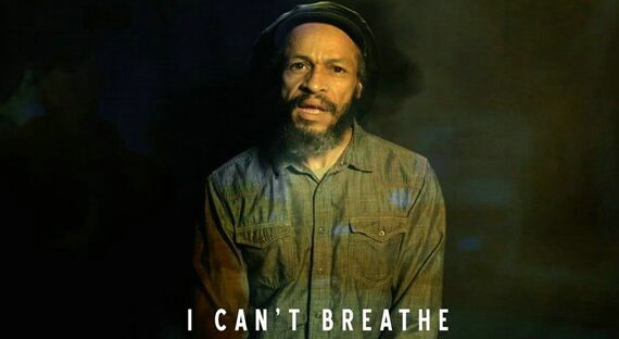 AARON NIGEL SMITH – I CAN'T BREATHE