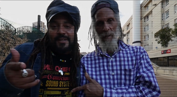 ISIAH SHAKA – DUB INNA CITY feat. CEDRIC MYTHON