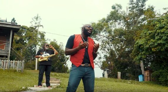 RICHIE STEPHENS – LADY feat. DEAN FRASER